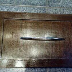 Door for kitchen cabinet 2 pcs. (front) little used