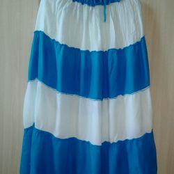 Νέα φούστα-sarafan