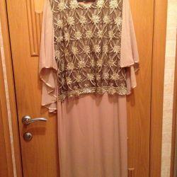Elegant dress 48-50 size
