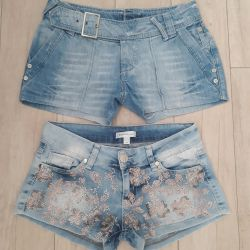 Shorts in assortment r-27