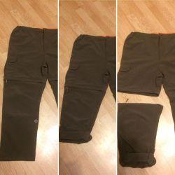 Pants 3 in 1 breeches shorts 54 transformer