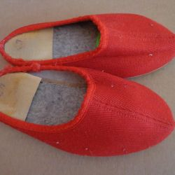 Slippers for home