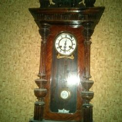 The clock of the 19th century