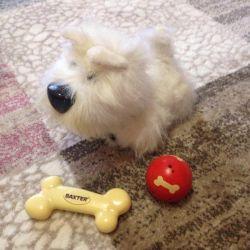 Interactive dog