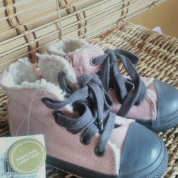 Insulated sneakers p.22 (new)