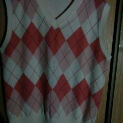 Women's vest.