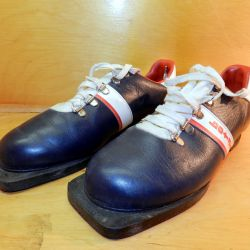 Ski boots botas 86 g. USSR (New)