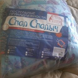 Зимнее одеяло 140/205 Спал Спалыч