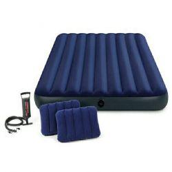Air mattress in a set of Intex Classic 152x203x22