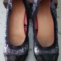 Παπούτσια μπαλέτου TOMMI HALFEGER