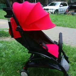 Red stroller yoya rent