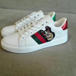 Gucci spor ayakkabı yeni