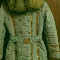 Coat pentru fată