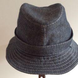 Шляпа-федора унисекс, арт 012, размер 56-58