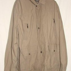 Quality men's jacket 68 \ 70