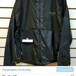 Men's windbreakers