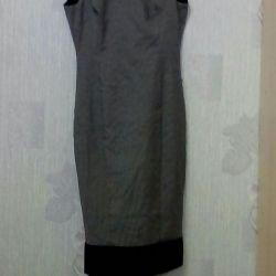 A dress is a sarafan warm
