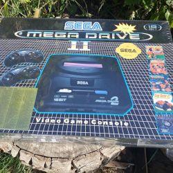 Игровая приставка Сега - SEGA Mega Drive-2 16Bit.