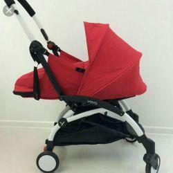 Stroller - cradle Yoya rent