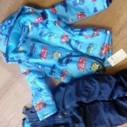 Spring-autumn costume for boy