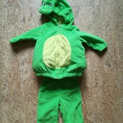 Dragon carters costume