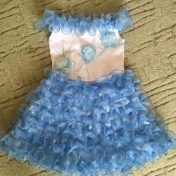 Платье нарядное 1-3 года