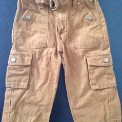 Trousers from America 86 cm