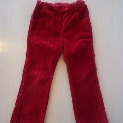 Pantaloni, soluție 110 (2 bucăți)