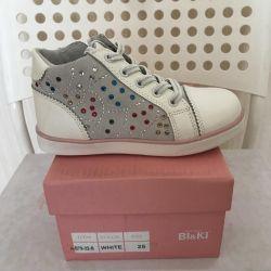 Footwear for the girl of BI-KI