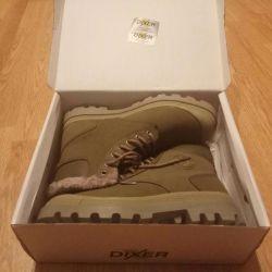 Χειμώνας μπότες Dixer