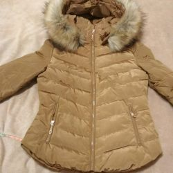 Winter jacket, new
