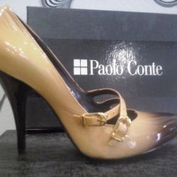 New Paolo Conte Shoes