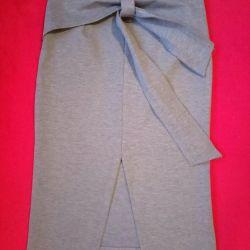 Stretch skirt, new