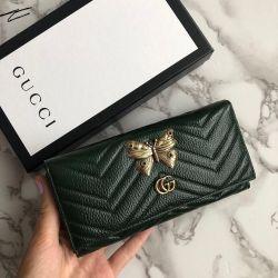 Gucci Wallet - New Compact Wallet Model