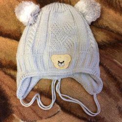 Καπέλο και κράνος ως δώρο