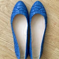 Παπούτσια μπαλέτου Versace πρωτότυπο