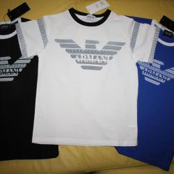 Noi t-shirts armani