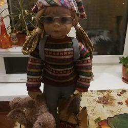 Фарфоровая кукла. Remeco