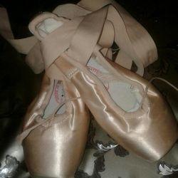 Pointe παπούτσια