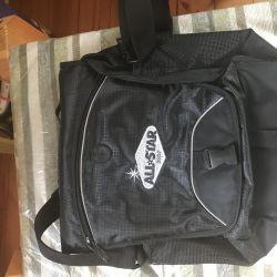 Erkek spor çantası