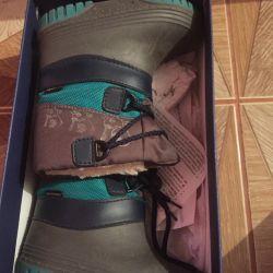 Boots for the autumn slush