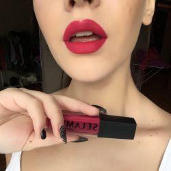New resistant lipstick Selamy