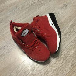 Kışlık spor ayakkabı