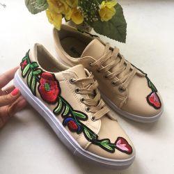 Ανδρικά πάνινα παπούτσια για γυναίκες