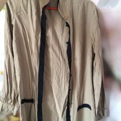 Платье рубашка  (туника)
