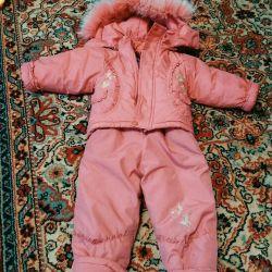 Winter costume