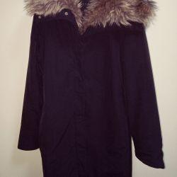 Down jacket SISLEY 44 rub