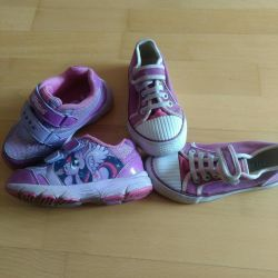 Package Shoes Sneakers sneakers 26-27 size