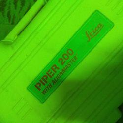 Трубный лазер leica piper 100/200