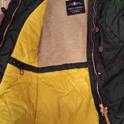 Kadınların sıcak ceketi 44-46